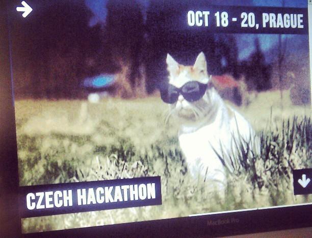 Czech Hackathon je tady