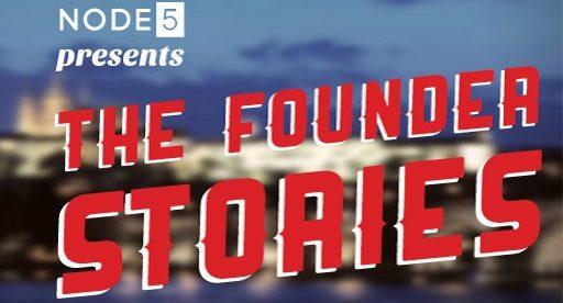 The Founder Stories živě právě teď