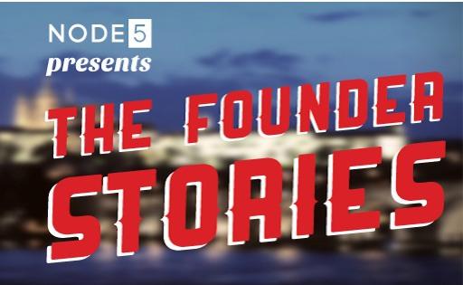 The Founder Stories živě na internetu