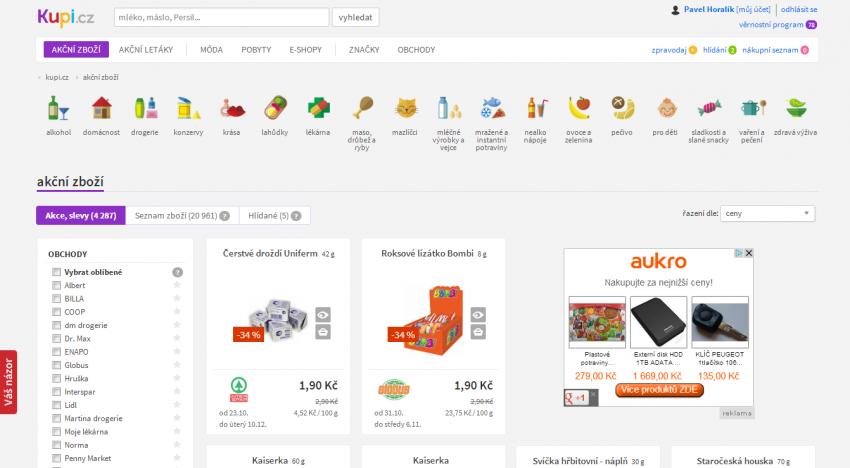 Kupi.cz chce změnit nakupování v Česku