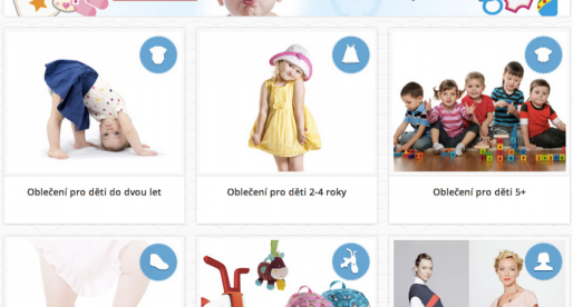 ProDěti.cz dnes expedovalo 458 balíků