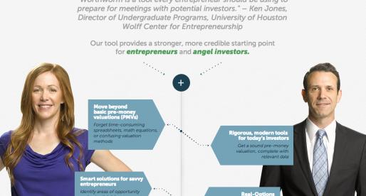 Způsobí služba Worthworm malou revoluci ve vyjednáváních mezi startupy a investory?