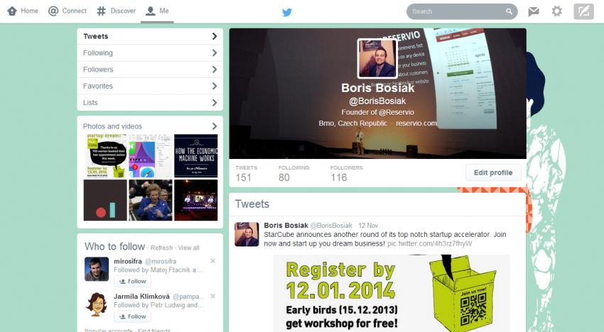 Twitter chystá celkem radikální redesign. Jak vypadá?