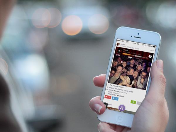 Snippit, další aplikace od Cleevia, která se chce poměřit s Instagramem