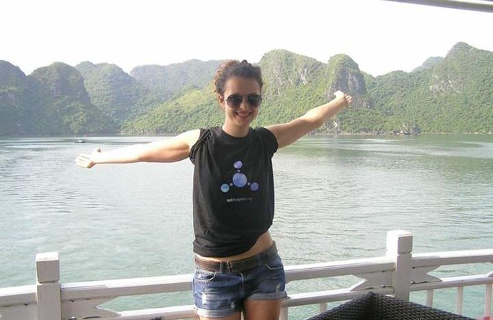 Ženy a startupy – Alžběta Rektorisová