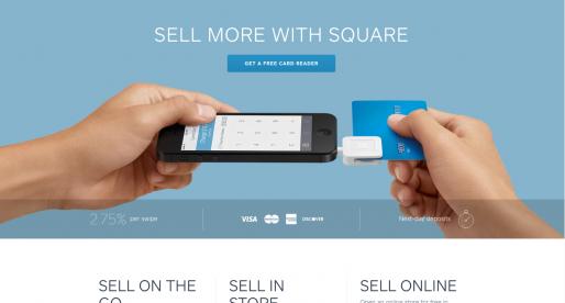 Mobilní platební startup Square redesignoval web a navíc přichází s novou čtečkou