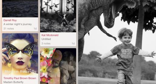 Co se stane když smícháte dohromady Pinterest, Instagram a Photoshop? Vznikne aplikace Bazaart