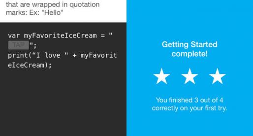 Nová iPhone aplikace od Codecademy vás naučí základy programování i při cestě tramvají