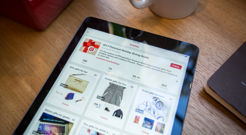 Pinterest má novou iPad aplikaci pro iOS 7
