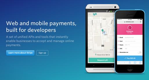 Startup Stripe získává obří investici 80 milionů dolarů. Jeho hodnota je nyní 1.75 miliardy dolarů