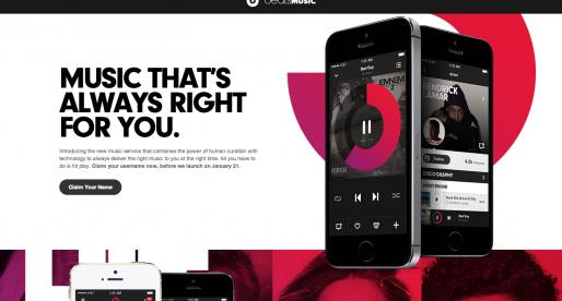Další konkurence pro Spotify, Rdio a další se blíží. Je podpořena 60 milionovou investicí a stojí za ní Dr. Dre