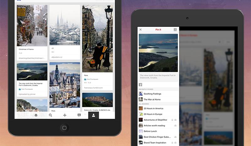 Pinterest kupuje startup VisualGraph a chystá velké věci