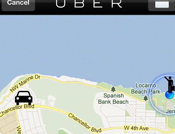 Tvůrci startupu Uber vysvětlují, jak funguje nový platební model, který zvyšuje cenu přepravy až osminásobně