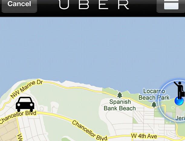 Uber míří do dalších německých měst. Dočkáme se brzy i u nás?