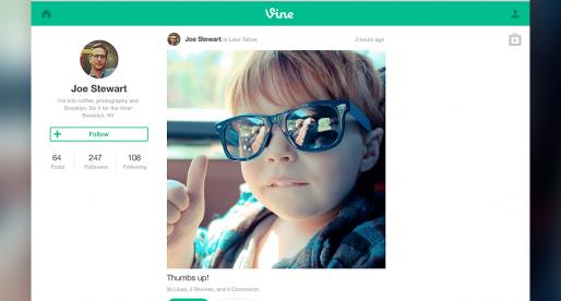Twitter konečně spustil Vine pro web. Má i funkci navíc