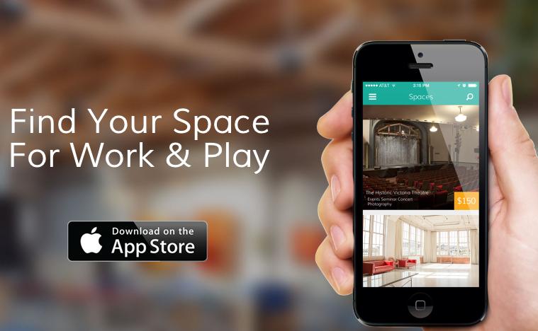 PeerSpace aneb Airbnb pro komerční prostory je venku