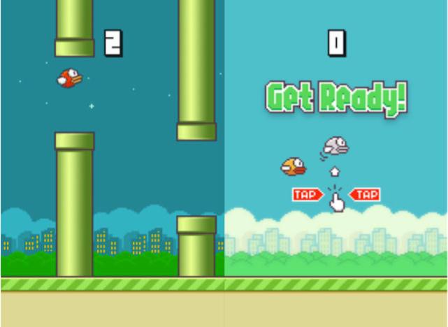Hra Flappy Bird opravdu smazána z App Store a Google play