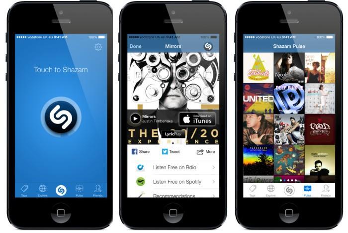 Mobilní appka Shazam je blízko další investici. Její aktuální valuace je 500 milionů dolarů