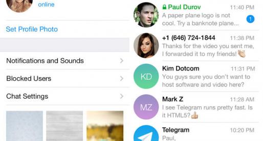 Aplikace Telegram, která je konkurencí pro WhatsApp roste o miliony uživatelů denně
