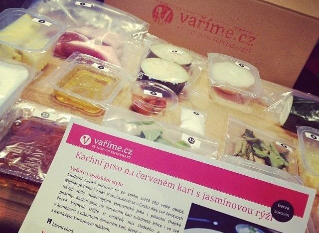 Vaříme.cz…tak trochu jiný food delivery startup, který se hlásí o slovo
