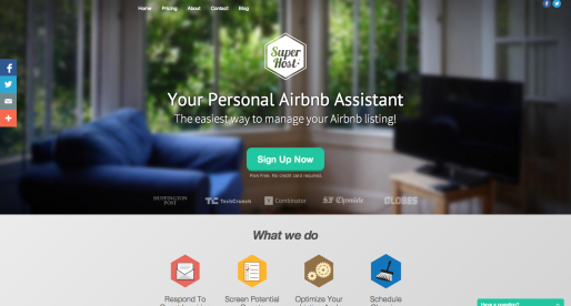 Pronajímáte na Airbnb? Nová služba SuperHost se o všechno postará za vás