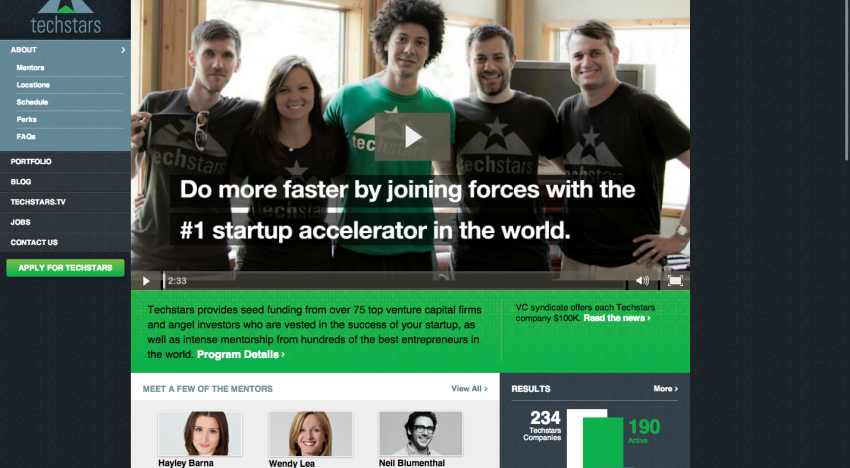 Londýnský akcelerátor TechStars představil další várku startupů. Tady jsou…