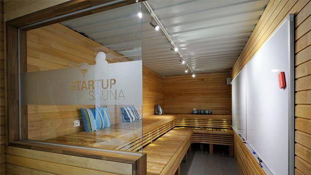 Startup Sauna zase míří do TechSquare