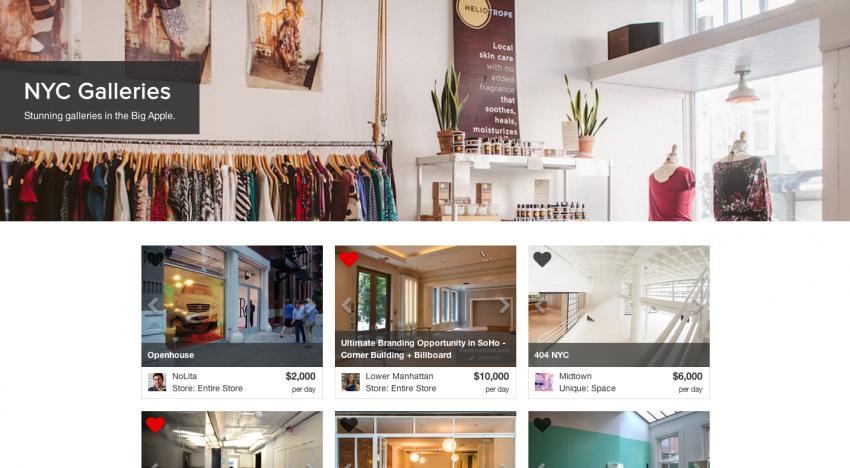 Storefront aneb Airbnb pro obchodní prostory získává investici ve výši 7,3 milionů dolarů