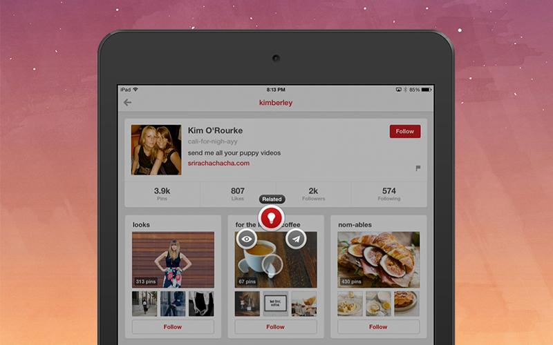 Pinterest ohlašuje další velkou investici. Při valuaci 5 miliard dolarů získává 200 milionů dolarů