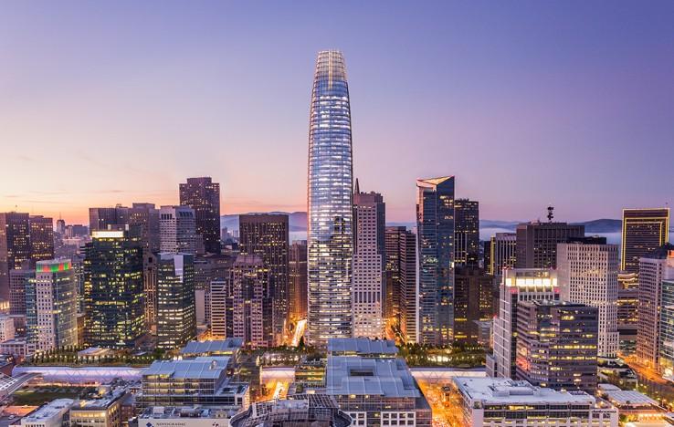 Salesforce se nastěhuje do nejvyšší budovy v San Franciscu. Za pronájem během 15 let zaplatí přes 560 milionů dolarů