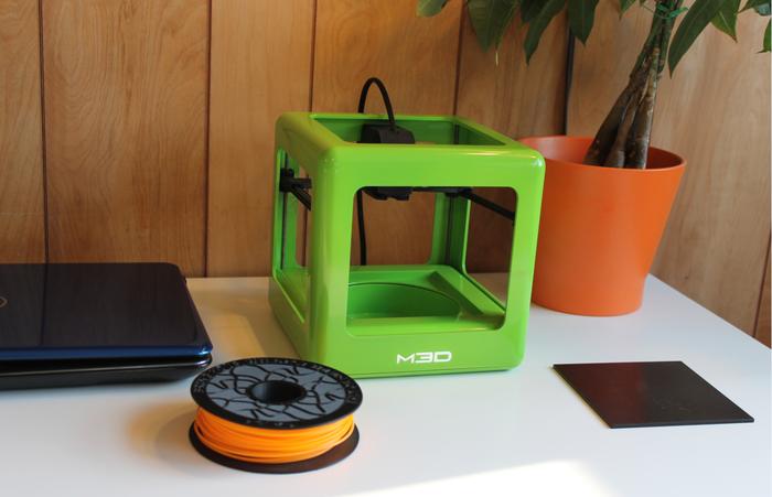 Domácí 3D tiskárna The Micro vybrala během 24 hodin na Kickstarteru přes 1 milion dolarů