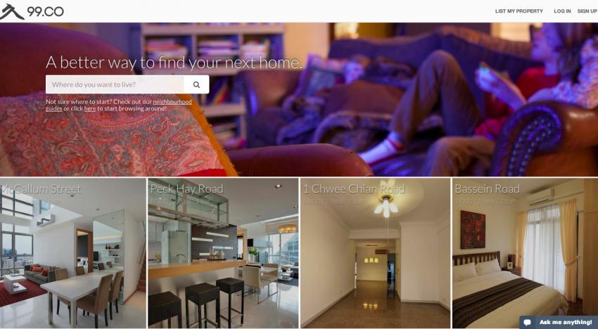 """Singapurské """"Airbnb"""" pro dlouhodobé pronájmy hlásí první investici"""