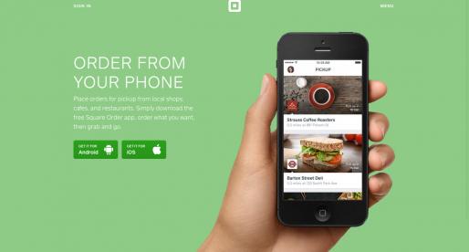 Square spouští novou mobilní appku Square Order