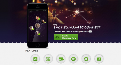 Čínská appka WeChat dohání WhatsApp od Facebooku. Už má 396 milionů měsíčně aktivních uživatelů