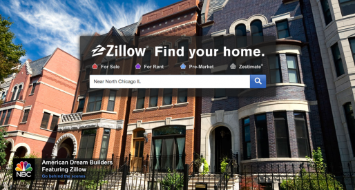 Akvizice gigantů! Zillow kupuje konkurenční portál Trulia za 3,5 miliardy dolarů