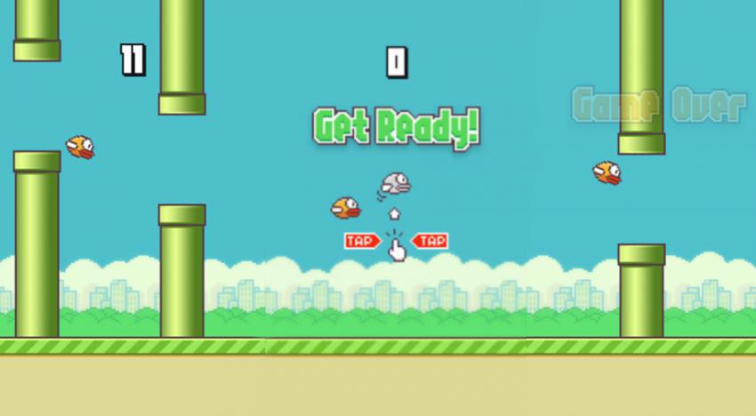 A je to tady…tvůrce hry Flappy Bird slíbil její návrat a zároveň zveřejnil celkový počet stažení
