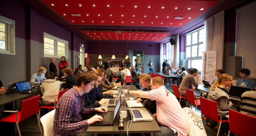 Hack de Overheid – Apps voor Amsterdam