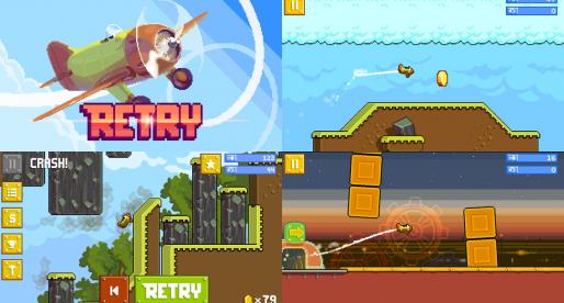 """Tvůrci Angry Birds vydávají """"kopii"""" hry Flappy Bird. Prozatím pro iOS"""