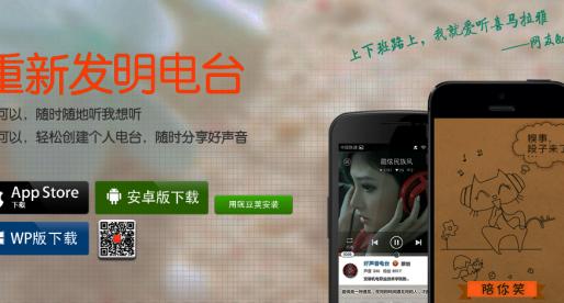 """Čínská """"kopie"""" SoundCloudu ohlašuje investici ve výši 11,5 milionů dolarů. Oba startupy mají dokonce stejného investora"""