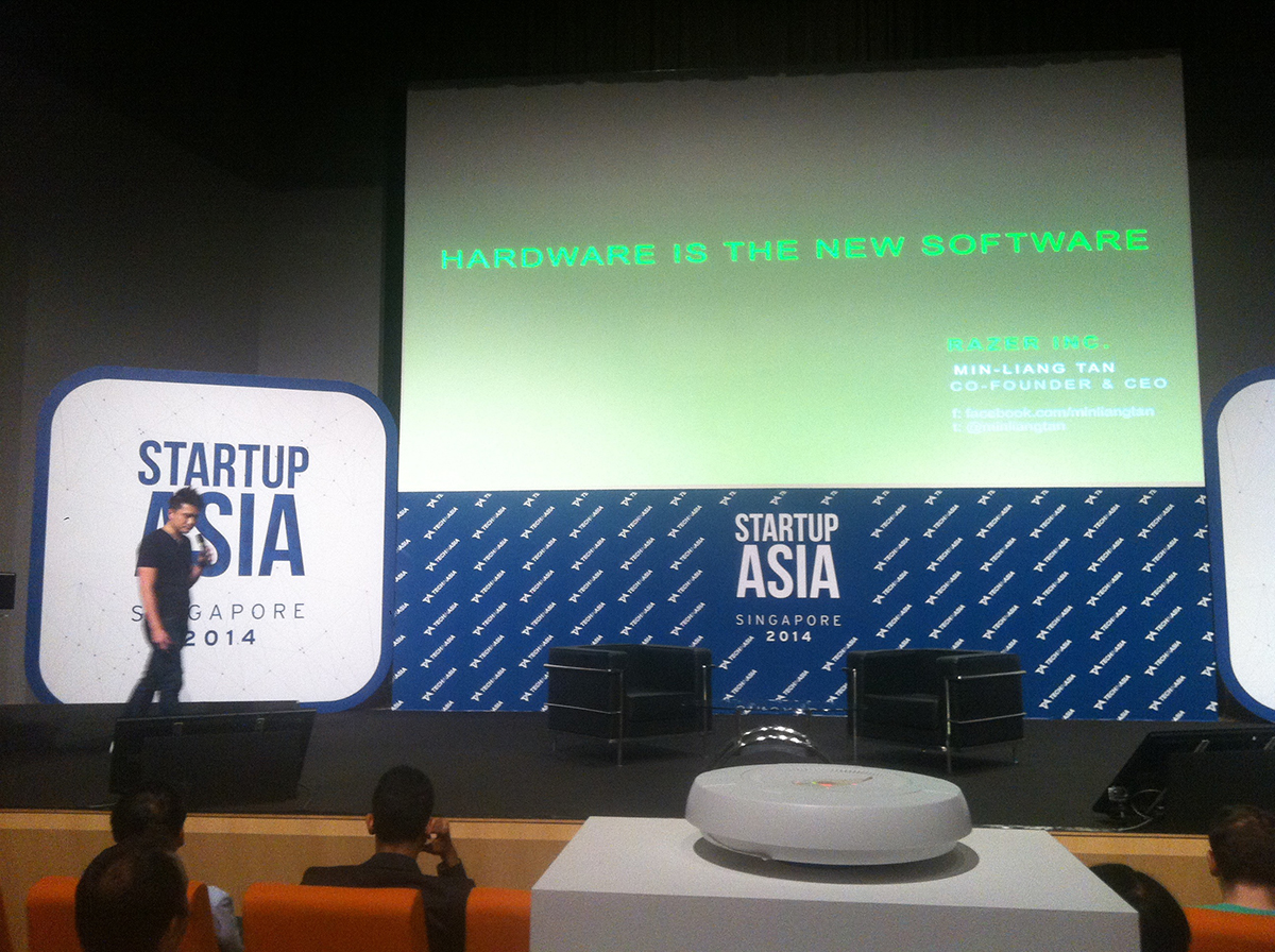 Startup Asia…