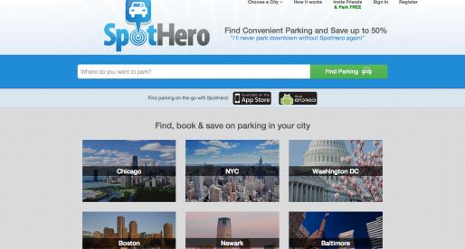 Chicagské Airbnb pro parkování získává investici ve výši 4,5 milionů dolarů