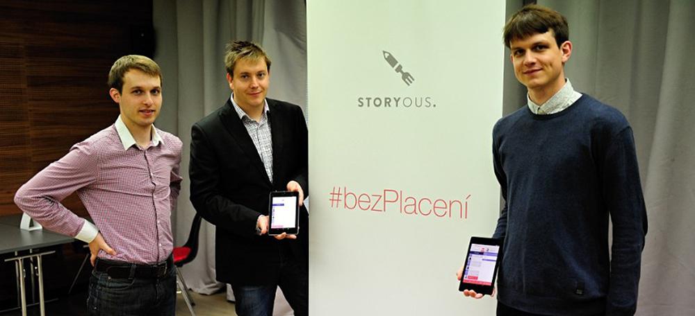 Jak se daří českému foodie startupu Storyous?