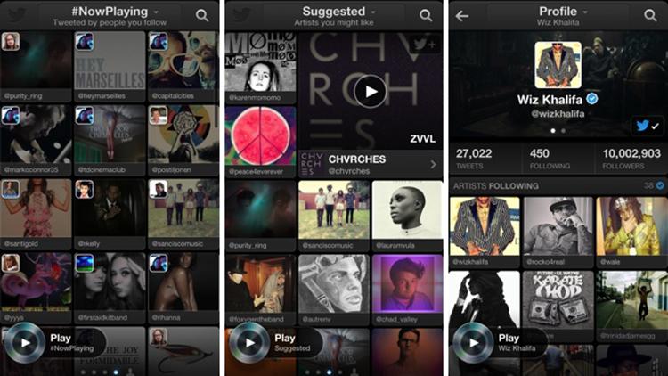 Twitter chtěl prý kromě SoundCloudu koupit i konkurenční Spotify