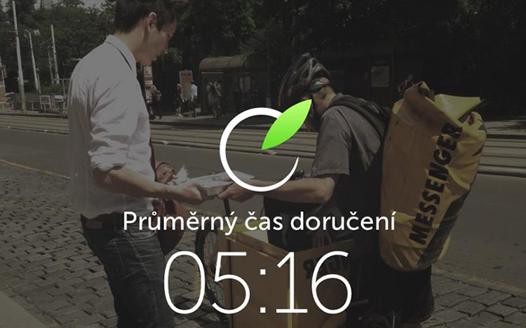 Food delivery služba Ordr.cz od uLikeIT testuje první rozvozy. Průměrný čas doručení je prý okolo 5 minut