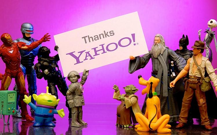 Takhle vypadá složení zaměstnanců Yahoo