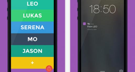 Mobilní aplikace Yo naraisovala 1,5 milionů dolarů, při valuaci až 10 milionů dolarů