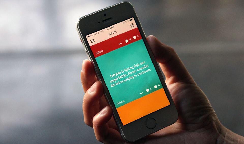 Anonymní chatovací appka Secret zamířila pro další vysokou investici. Získala 25 milionů dolarů