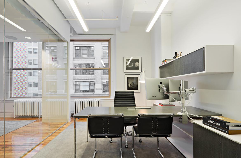 Privátní kancelář…
