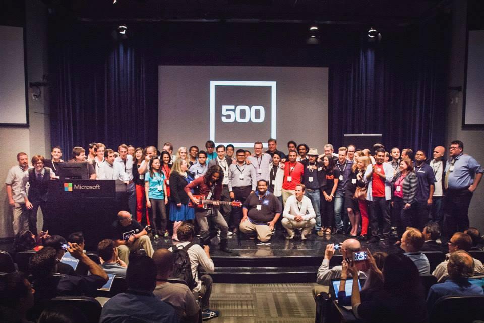 500startups…