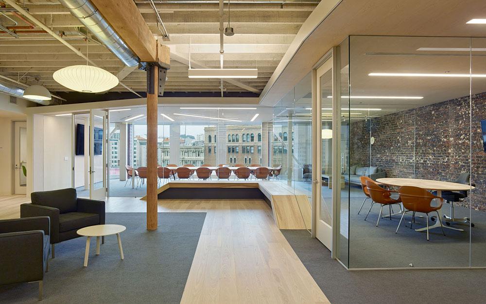 Jak to vypadá v novém sídle Zendesku v San Franciscu?